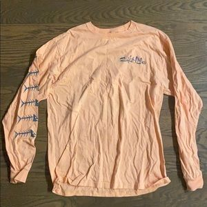 Salt life long sleeve shirt